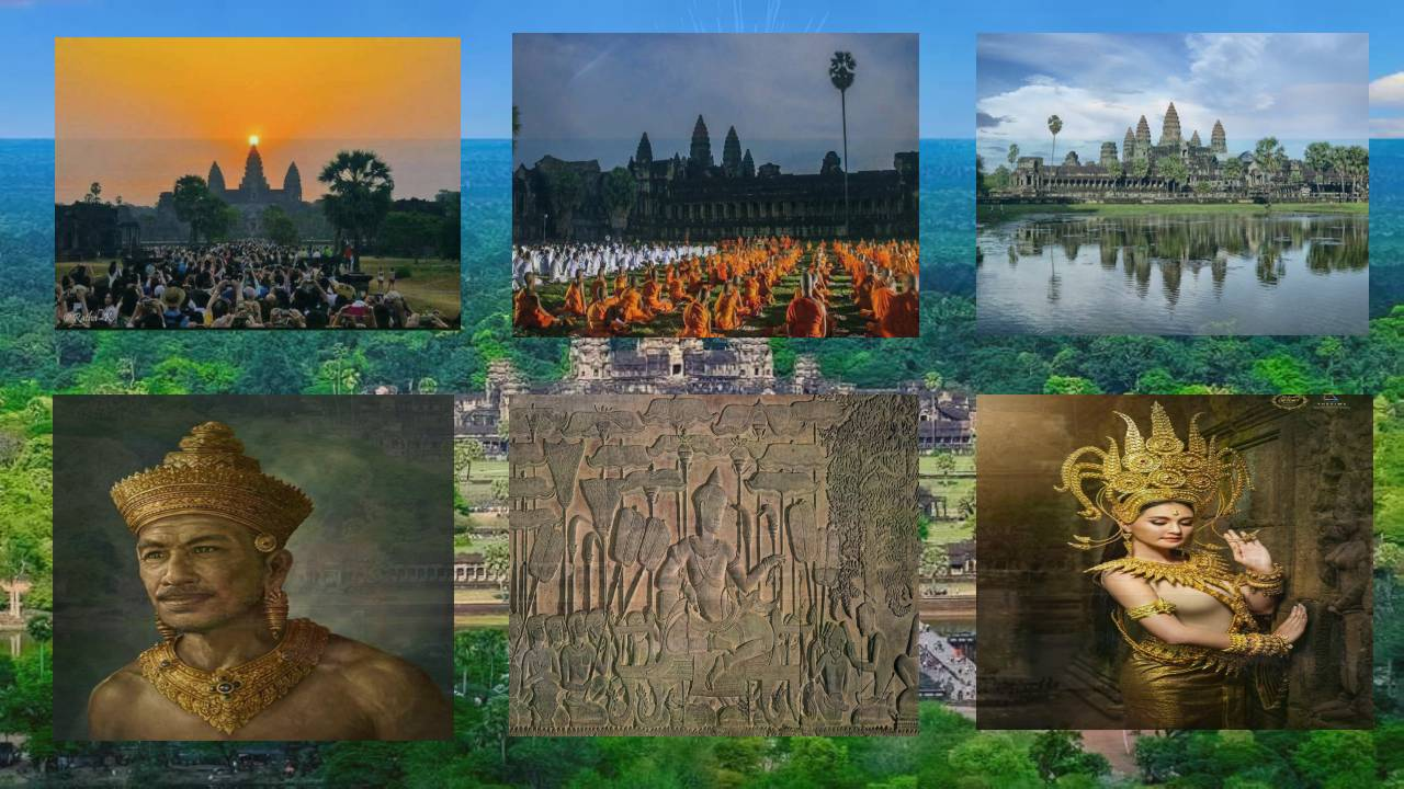 Top 3 temples should to visit in Siemreap | 4yerng